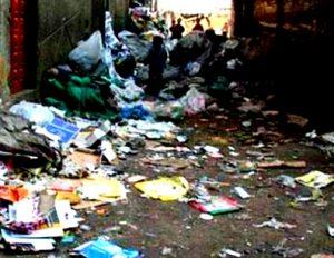 Вывоз мусора грузчиками