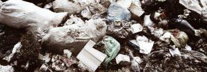 Вывоз мусора в Кубинке